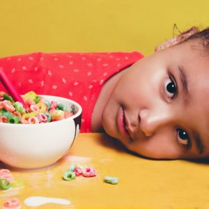 Cereal Marketing Targeting Kids